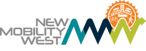 New Mobility West logo