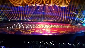 Nanjing opening ceremonies